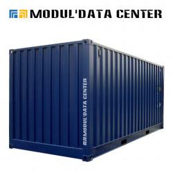 Container informatique 20 pieds Container de Service