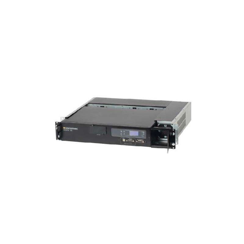 Socomec systeme de transfert de source salle informatique STATYS XSE Hot Swap 32 A