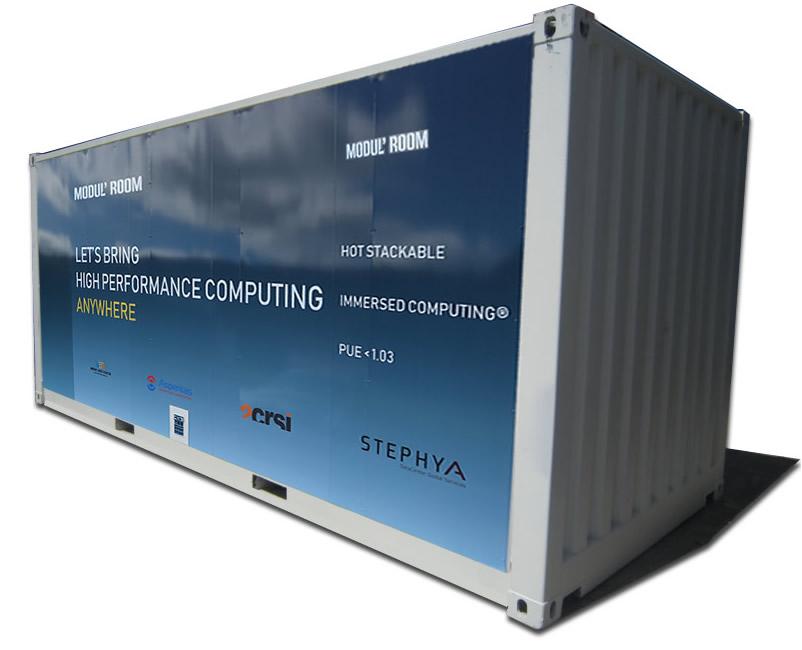 container informatique